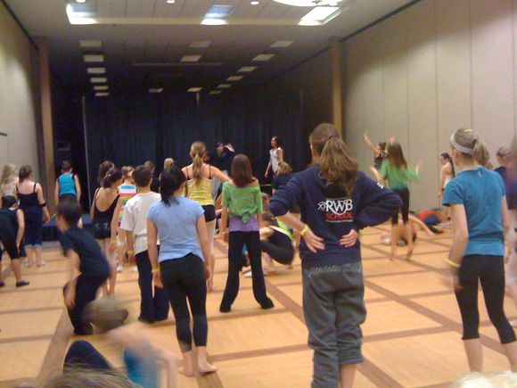 Dance weekend!